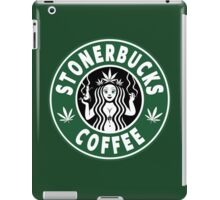 Stonerbucks Coffee iPad Case/Skin