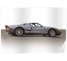 2006 Ford GT VS2 Poster