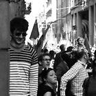 smiling parade by fabio piretti