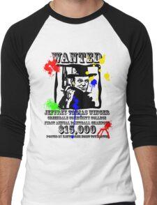 Fistful of paint Men's Baseball ¾ T-Shirt