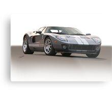 2006 Ford GT VS3 Metal Print