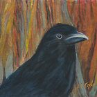 """The Crow"" by Linda Diane Taylor"