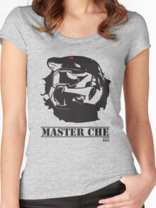 Master Che Women's Fitted Scoop T-Shirt