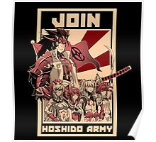 Join Hoshido!  Poster