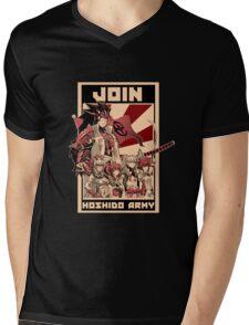 Join Hoshido!  Mens V-Neck T-Shirt