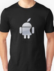 iDroid(text) Unisex T-Shirt