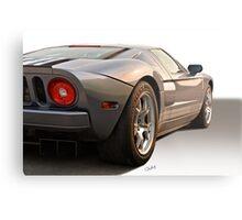 2006 Ford GT VS6 Metal Print