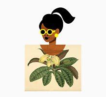 Ponytail Girl with Nature Shirt T-Shirt