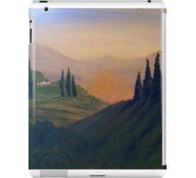 Italian Landscape iPad Case/Skin