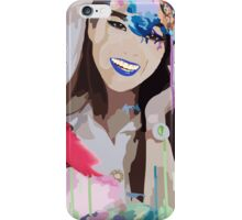A Birdish Girl iPhone Case/Skin
