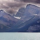 Queen Elizabeth Range by Jann Ashworth