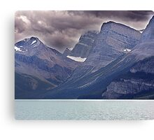 Queen Elizabeth Range Canvas Print