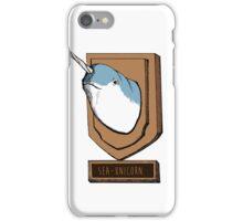 Sea-Unicorn iPhone Case/Skin