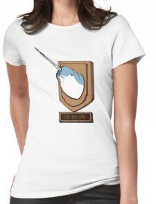 Sea-Unicorn Womens Fitted T-Shirt