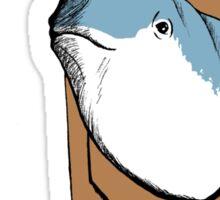 Sea-Unicorn Sticker