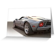 2006 Ford GT VS7 Greeting Card