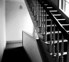 Musical Stairwell by RVogler