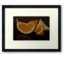 Juicy Sweet Framed Print
