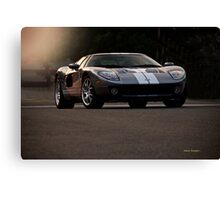 2006 Ford GT VS8 Canvas Print