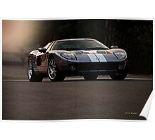 2006 Ford GT VS8 Poster