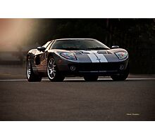 2006 Ford GT VS8 Photographic Print