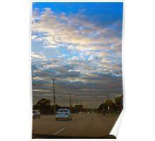 Ontario Sky Poster