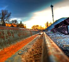 Train Track by lost-remains