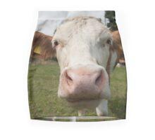 Nosey cow Mini Skirt