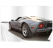 2006 Ford GT VS9 Poster