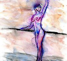 Ballerina by Bela-Manson