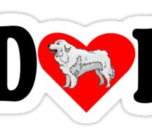 Adopt Great Pyrenees Sticker