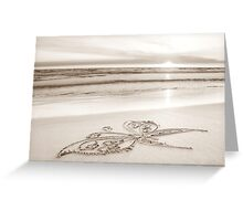 The Jenna Belle Butterfly Greeting Card