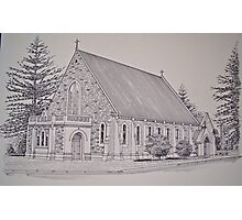 A place of worship. Photographic Print