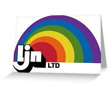 LJN Video Games Greeting Card