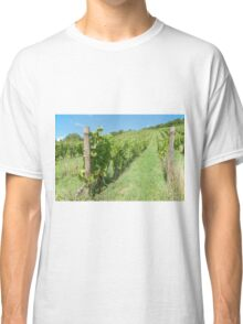 Maribor Slovenia Vineyards dot the hillsides to the north of the city. Classic T-Shirt