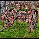 Wagon Wheels by lost-remains