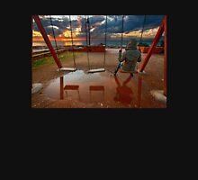 Rainy sunset in Patras Unisex T-Shirt