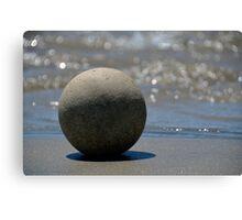 The Zen Stone Canvas Print