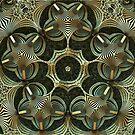 Exploring Mandelbulb 3D by James Brotherton