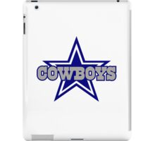 dallas cowboys logo iPad Case/Skin