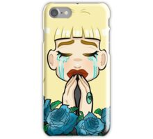 Fire, Walk With Me iPhone Case/Skin