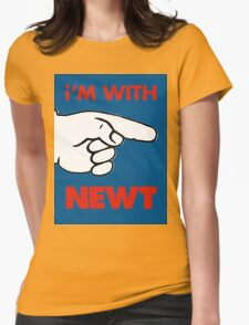 i'M WITH NEWT T-Shirt