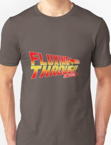 Fluxing Through Time =>> T-Shirt