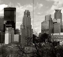 Window to Minneapolis by shutterbug2010