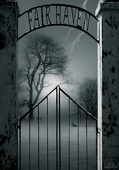 The Gate to Fair Haven by Rookwood Studio ©