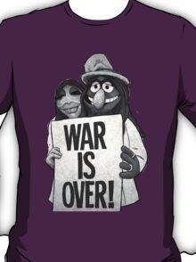 War Is Over (The Muppets / John Lennon) T-Shirt