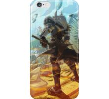 Monster Hunter 4 Unlimited iPhone Case/Skin