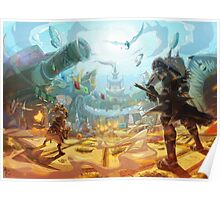 Monster Hunter 4 Unlimited Poster