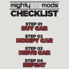 Mighty Mods Check List by martinm