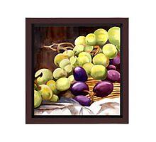 Greenlight Grapes Photographic Print